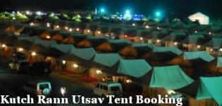 Tents in Rann of Kutch - Kutch Rann Utsav Tent Booking Online