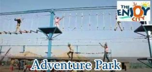 The Enjoy City Adventure Park, Fill Your Day with Some Adventurous Activity