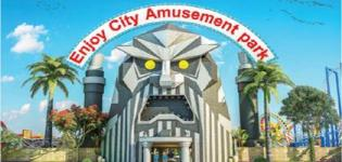 The Enjoy City Amusement Park for Fun, Thrilling and Exciting Experience