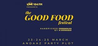 The Good Food Festival TGFF 2018 in Ahmedabad at Andaz Party Plot