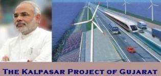 The Kalpasar Project of Gujarat - Sweet Water Lake Gujarat
