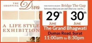 The Lifestyle Designer Exhibition in Surat 2015 by The Shopping Diva Events