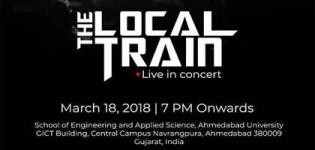 The Local Train (Indian Rock Band) LIVE Concert 2018 in Ahmedabad at School of Engineering and Applied Science