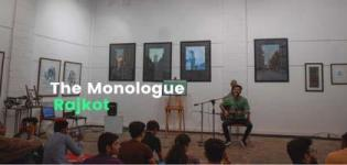 The Monologue - Poetry, Music and Comedy Event for Fun and Enjoyment in Rajkot