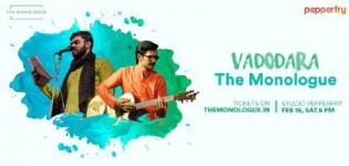 The Monologue 2019 in Vadodara Stories, Comedy and Music Event at Studio Pepperfry