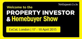 The Property Investor & Homebuyer Show 2015 London on 17-18 April at ExCeL Royal Victoria Dock