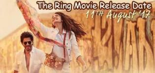 The Ring Hindi Movie 2017 - Release Date and Star Cast Crew Details