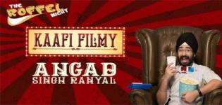 The Roffel Night with Special Kaafi Filmy by Angad Singh Ranyal in Vadodara