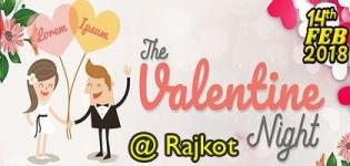 The Valentine's Day 2018 Romantic Night Party Celebration in Rajkot Venue Details