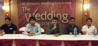The Wedding Carnival Press Conference at Hotel Silver Palace Rajkot