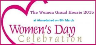 The Women Grand Housie 2015 Ahmedabad on 8th March by dp Patel Group