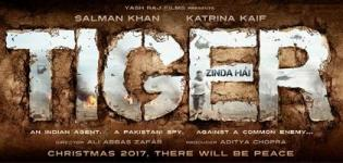 Tiger Zinda Hai Hindi Movie 2017 - Release Date and Star Cast Crew Details