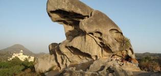 Toad Rock Mount Abu Rajasthan History - Information - Photos