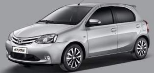 Toyota Etios Car Launched in India - Price and Specification - Photos
