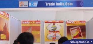Trade India.Com Stall at THE BIG SHOW RAJKOT 2014