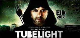 Tubelight Hindi Movie 2017 - Release Date and Star Cast Crew Details