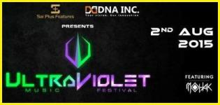 Ultraviolet Music Festival 2015 - Friendship Day Bash in Vadodara at Kabir Farms