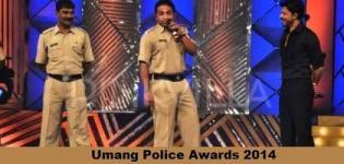 Umang Police Awards 2014 - Mumbai Police Event Umang 2014