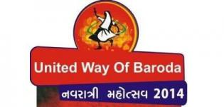 United Way of Baroda Navratri - UWB Garba Dandiya Raas Event in Vadodara
