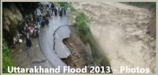 Uttarakhand Flood 2013 - Photos Images Pictures Pics