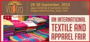 VASTRA - International Textile and Apparel Fair 2015 in Jaipur Rajasthan India
