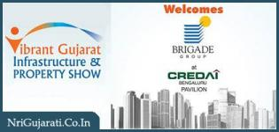 VGIPS Welcomes BRIGADE GROUP Bangalore in Vibrant Gujarat 2015
