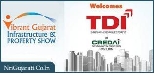 VGIPS Welcomes TDI INFRA CORP New Delhi in Vibrant Gujarat 2015