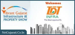 VGIPS Welcomes TDT INFRA PVT LTD Vadodara in Vibrant Gujarat 2015