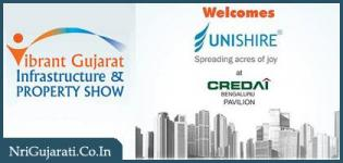 VGIPS Welcomes UNISHIRE Bangalore in Vibrant Gujarat 2015