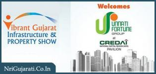 VGIPS Welcomes UNNATI FORTUNE GROUP Noida in Vibrant Gujarat 2015