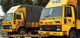 VRL Logistics IPO Details 2015 - IPO Date - IPO Price Band - IPO Prospectus