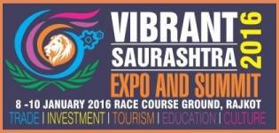 VSES 2016 - Vibrant Saurashtra Expo & Summit in Rajkot Gujarat on January 2016