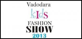 Kids Fashion Show 2013 at Vadodara Gujarat
