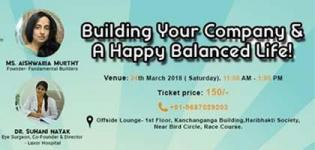 Vadodara Launch Meet 2018 at Offside Lounge Baroda for Women Entrepreneurship