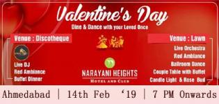 Valentine's Day Special Amazing Couple Party in Ahmedabad