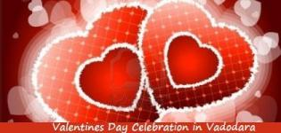 Valentine's Day in Vadodara - Celebration with Gifts - DJ Party - Candle Light Dinner