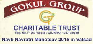 Valsad Gokul Group Charitable Trust Presents Navli Navratri Mahotsav 2015