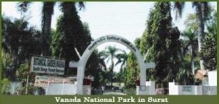 Vansda National Park in Surat Gujarat - Location Timings Fees of Vansda National Park