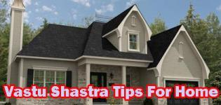 Vastu Shastra Tips For Home - Vastu Guidelines for House Planning