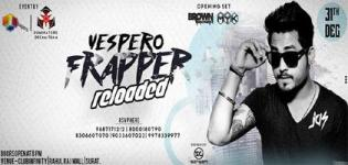 Vespero Frapper Reloaded New Year Party 2017 in Surat at Club Infinity