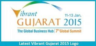 Vibrant Gujarat 2015 Logo - Download Latest VGGS 2015 Logo