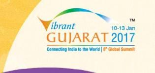 Vibrant Gujarat Global Summit 2017 in Gandhinagar at Mahatma Mandir