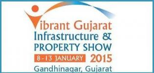 Vibrant Gujarat Infrastructure and Property Show 2015 - Real Estate VGGS Profile Sector