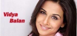 Vidya Balan Face Close Up Photos - Lovely Beautiful Facial Expression of Bollywood Actress