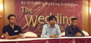 Vijay Parmar Addressing Press Conference of The Wedding Carnival 2013