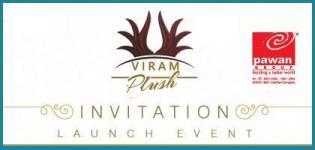 Pawan Group Vadodara invites you at Launching Event of Viram Plush