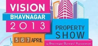Vision Bhavnagar Property Show 2013 by Credai Bhavnagar