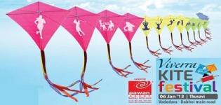 Viverra Kite Festival 2013 by Pawan Group Vadodara Gujarat