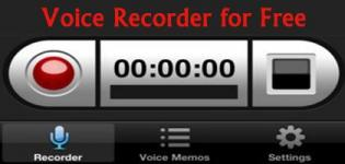 Voice Recorder for Free - Get Audio Recordings with High Quality