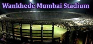 Wankhede Mumbai Stadium VIVO IPL 2017 Match Schedule - Mumbai Indians Home Ground